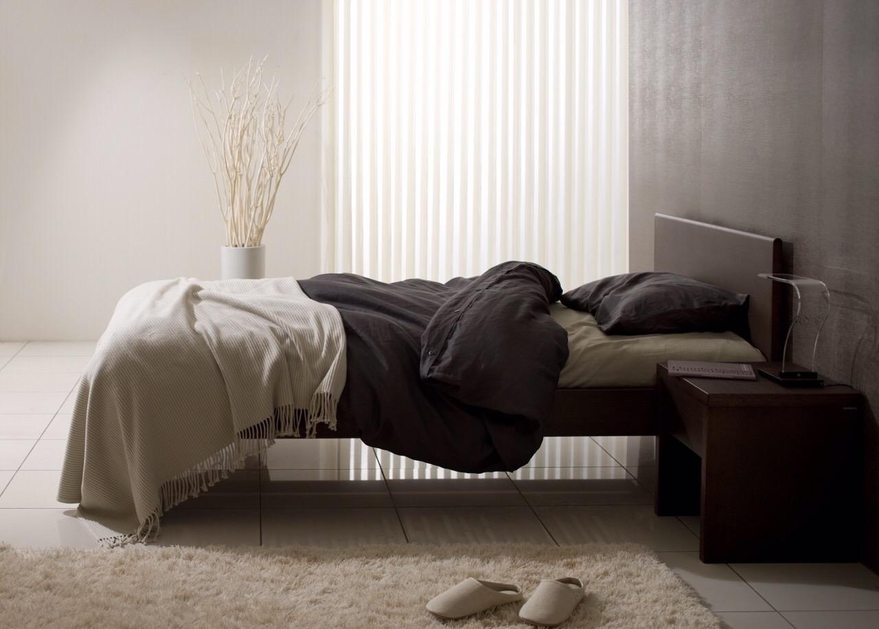 人気No.1ベッド  ぴったりの寝心地をチューニング